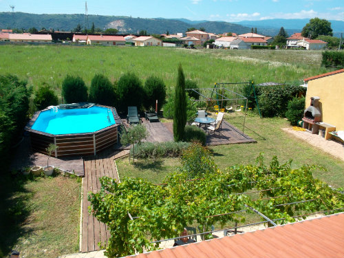 Maison St Rambert D Albon - 5 personnes - location vacances  n°36472