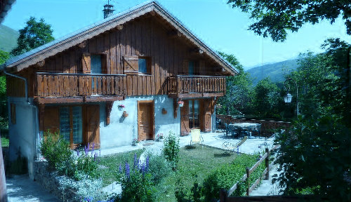 Chalet in Valloire - Vacation, holiday rental ad # 36486 Picture #0