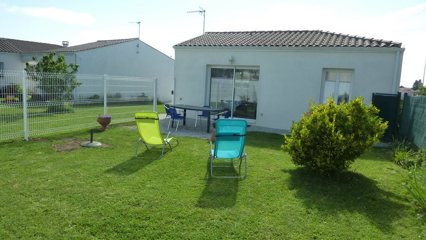 House in VAUX SUR MER - Vacation, holiday rental ad # 36494 Picture #1