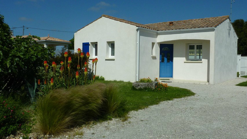 House Vaux Sur Mer - 4 people - holiday home  #36494
