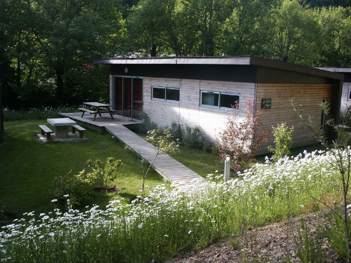 Chalet in Fraïsse sur Agoût - Vacation, holiday rental ad # 36527 Picture #1