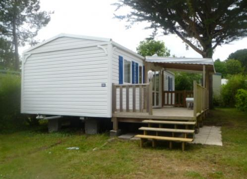 Mobile home in Pont-aven - Vacation, holiday rental ad # 36534 Picture #0