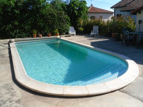 Maison Nimes - 7 personnes - location vacances  n°36569