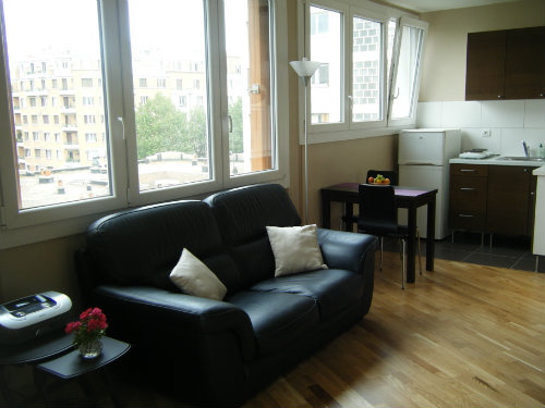 Flat 4 people Paris - holiday home  #36594