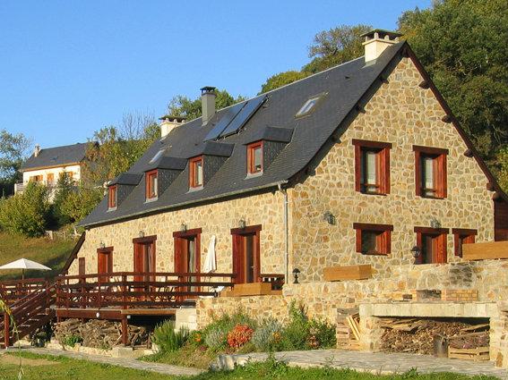 Gîte 3*** Vallée d'Argelès-Gazost - Calme, ensoleillé et ... Vue panor...
