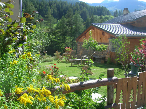 Gite Lanslevillard - 4 people - holiday home  #36603