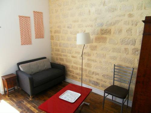 Studio 2 personnes Courbevoie - location vacances