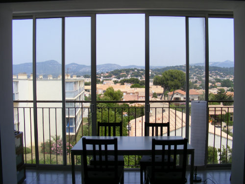 Flat in Six fours les plages - Vacation, holiday rental ad # 36605 Picture #2