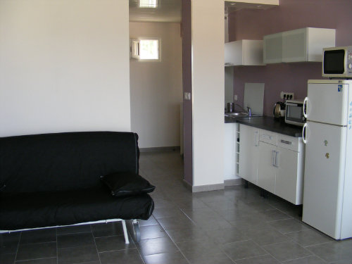Flat in Six fours les plages - Vacation, holiday rental ad # 36605 Picture #3