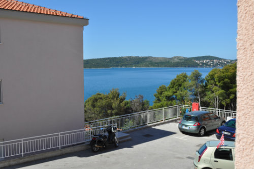 Trogir -    view on sea