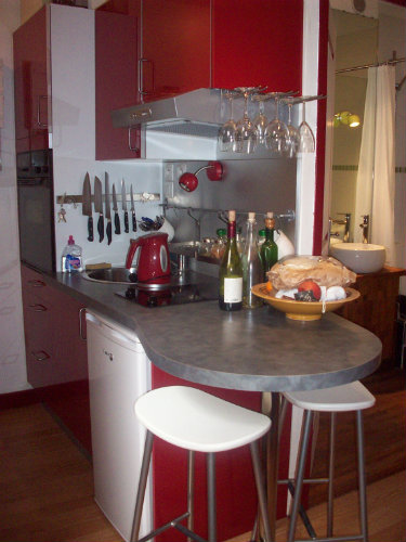 Studio bordeaux louer pour 2 personnes location n 36632 for Studio louer bordeaux