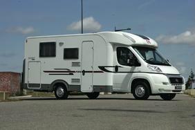 Caravane 3 personnes Meze - location vacances  n°36638