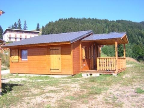 Chalet Le Collet D'allevard - 4 people - holiday home