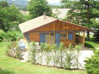 Chalet Aumontzey - 2 personnes - location vacances  n°36672