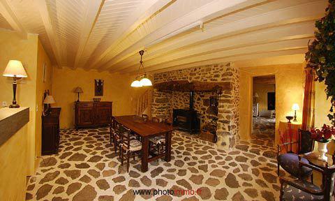 Maison Valbeleix - 8 personnes - location vacances  n°36686