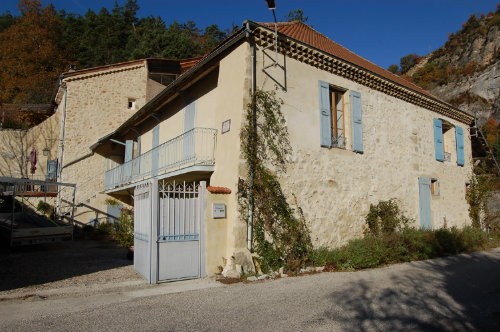 House in Boulc - Vacation, holiday rental ad # 36687 Picture #2