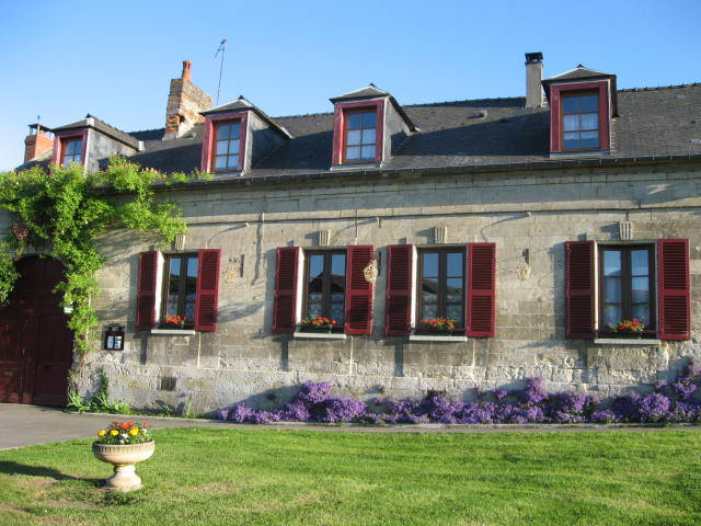 Bed and Breakfast Bonneuil Les Eaux - 10 personen - Vakantiewoning  no 36720