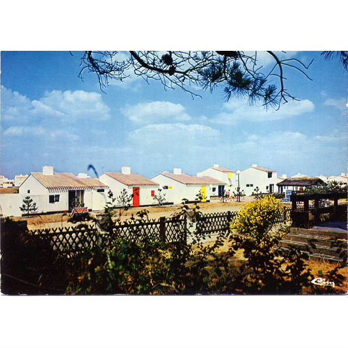 House Brétignolles Sur Mer - 6 people - holiday home  #36738