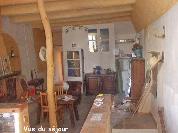Flat Gignac - 2 people - holiday home  #36752