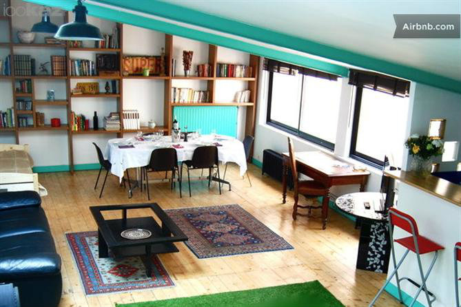 Flat in Clichy - Vacation, holiday rental ad # 36758 Picture #8