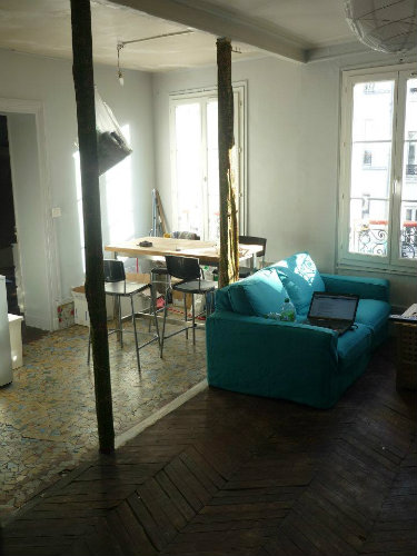 Appartement Paris - 2 personnes - location vacances  n°36766
