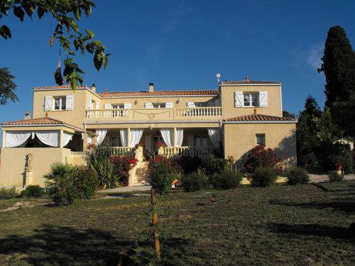 Castillo 16 personas Saint Genies De Fontedit - alquiler n°36796