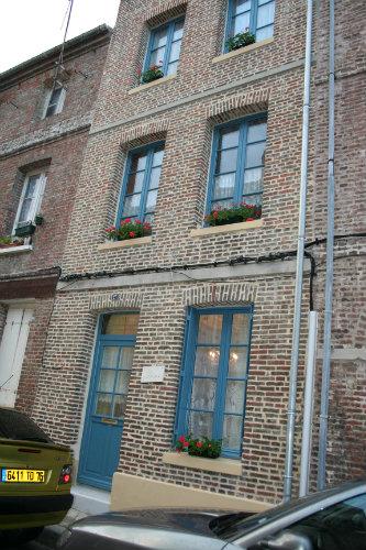 Maison St Valery En Caux - 5 personnes - location vacances  n°36814