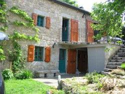 Maison Le Mazel Des Laubies - 6 personnes - location vacances  n°36822
