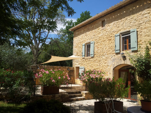 House Uzes - 4 people - holiday home  #36826