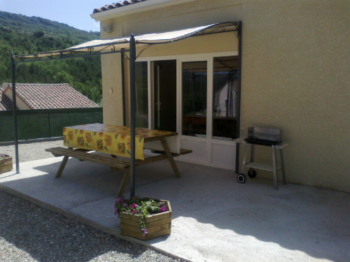 Gite in Campagne sur aude for   6 •   with terrace