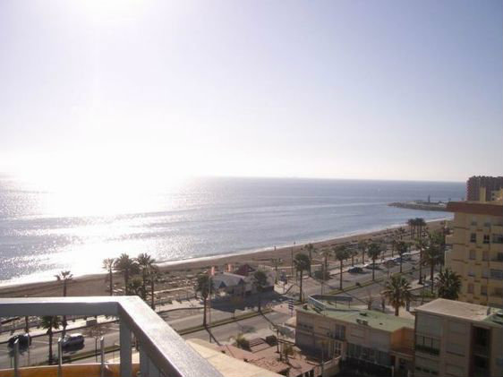 Flat 5 people BenalmÁdena Costa - holiday home  #36847