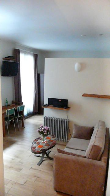 Studio Paris - 3 people - holiday home  #36936