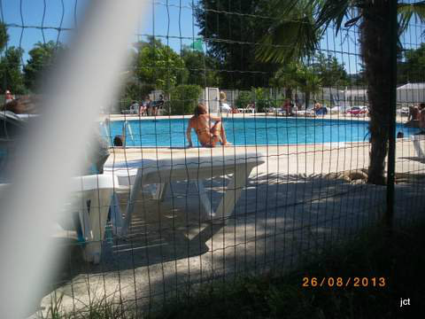 Mobile home in la roque d'antheron - Vacation, holiday rental ad # 36942 Picture #2