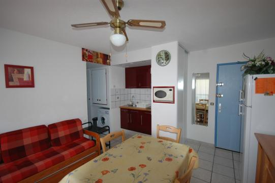 Flat Barcarès -sévilla - 4 people - holiday home  #36982