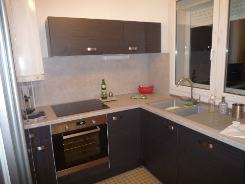 Flat Lille - 3 people - holiday home  #36987