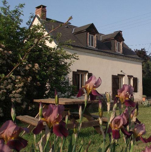 Gite in Aubigné-racan for   4 •   with terrace