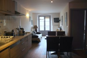 Flat in Aix les bains for   4 •   2 bedrooms