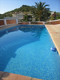 House in Oliva for   6 •   view on sea   #37024