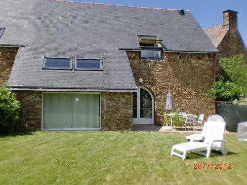 Maison Saint Ouen La Rouerie - 6 personnes - location vacances  n°37076