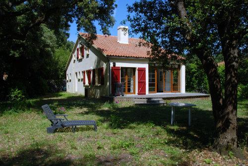 House Noimoutier En L'ile - 8 people - holiday home  #37080