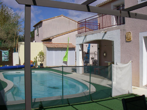 Huis 8 personen St Jean De Védas - Vakantiewoning  no 37109