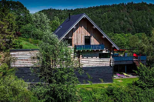 Chalet in Lac  Chambon - Vacation, holiday rental ad # 37118 Picture #1