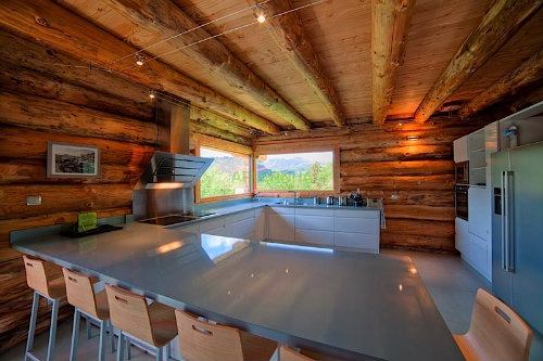 Chalet in Lac  Chambon - Vacation, holiday rental ad # 37118 Picture #10