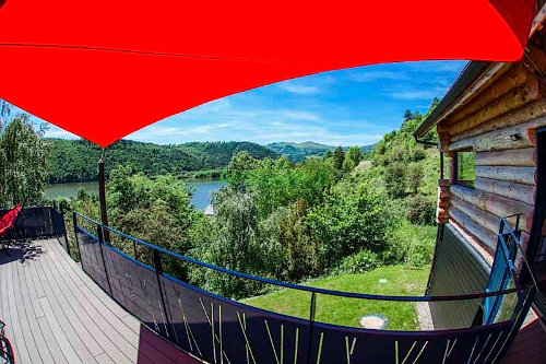 Chalet in Lac  Chambon - Vacation, holiday rental ad # 37118 Picture #3