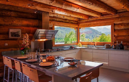 Chalet in Lac  Chambon - Vacation, holiday rental ad # 37118 Picture #9