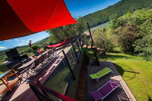 Chalet 8 people Lac  Chambon - holiday home  #37118