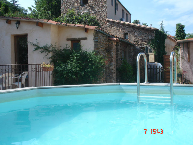 Gite in Caixas - Vacation, holiday rental ad # 37119 Picture #0