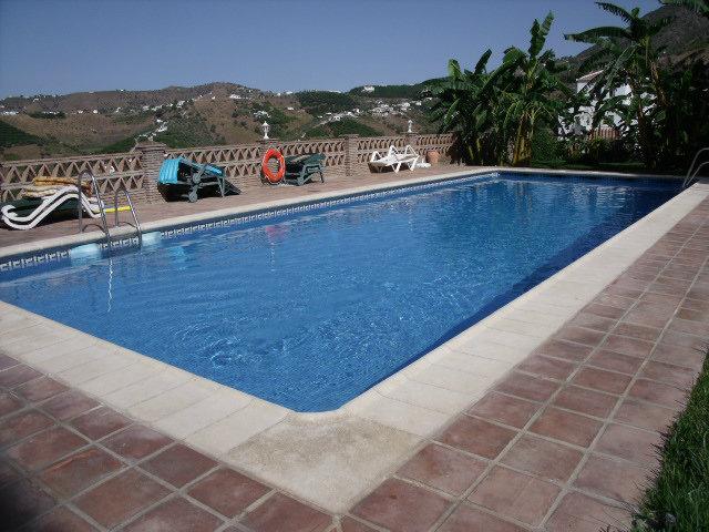 Flat Frigiliana - 6 people - holiday home  #37124