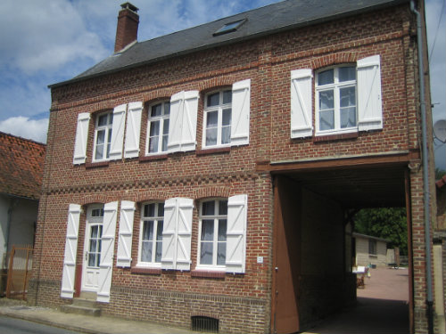 Maison Acheux En Vimeu - 12 personnes - location vacances  n°37132