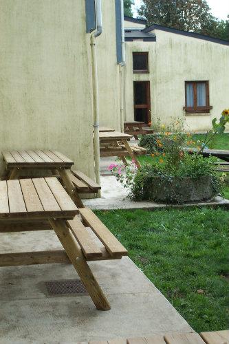 Appartement in Fraïsse sur agoût für  4 •   mit Terrasse
